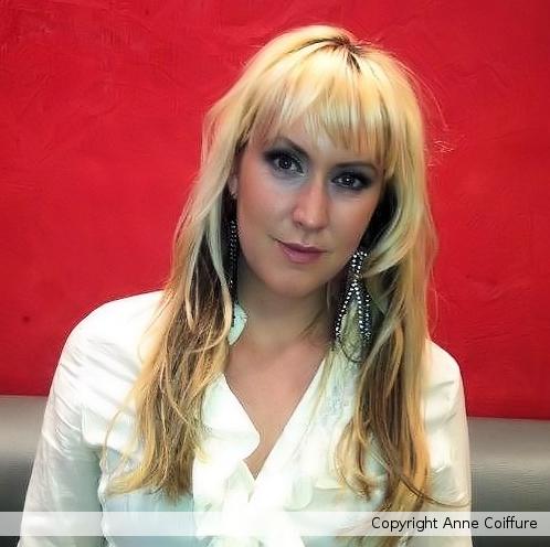 / Femmes / Mèches / Mèches blondes très claires,cheveux long